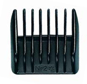 Moser ProfiLine Plastic Attachment Comb 6 mm # 2
